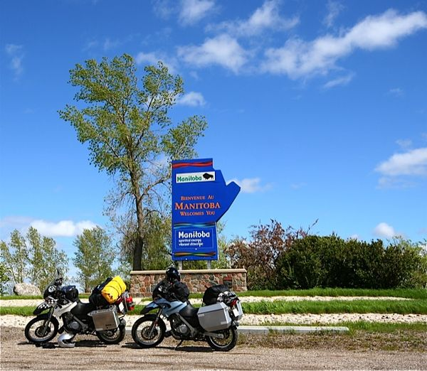 first border crossing