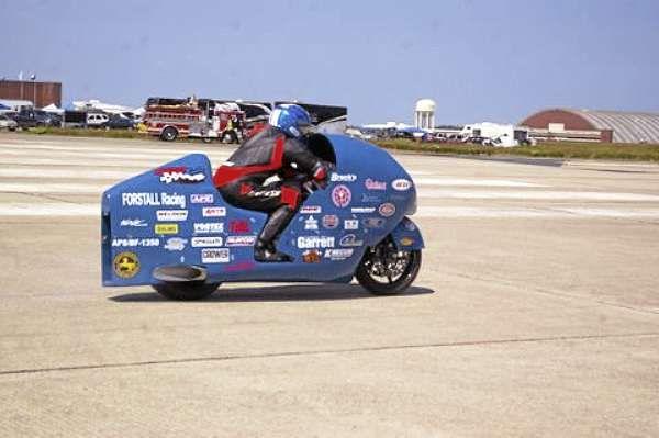 Bill Warner - World Speed Record