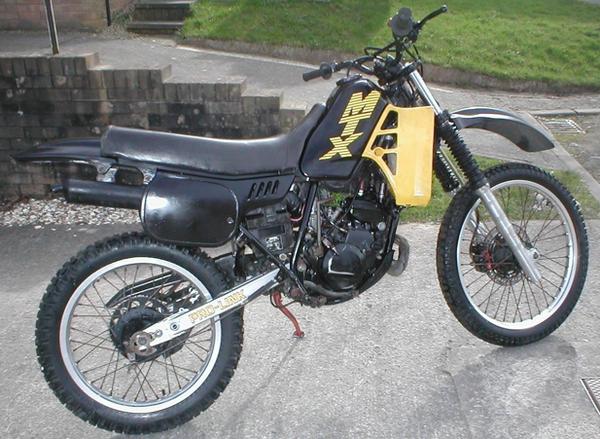 HondaMTX125