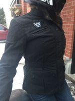 Triumph Barbour Ladies Jacket
