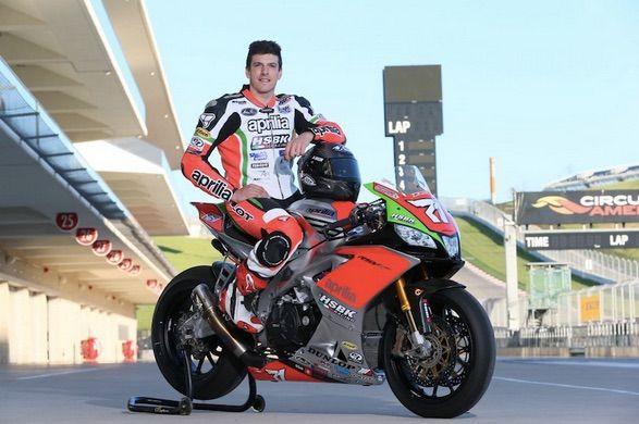 Claudio Corti rides his HSBK in the CSBK finale this week!