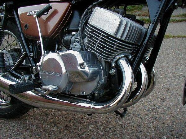 a classic motorcycle you should know kawasaki h1 blogpost Kawasaki Engine Parts Diagrams the mach iii triple engine