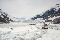 Columbia Icefield Discovery Centre - Alberta