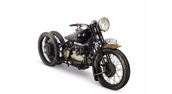 1938 Brough Superior Sets New World Record At Auction, Selling for £331,900!
