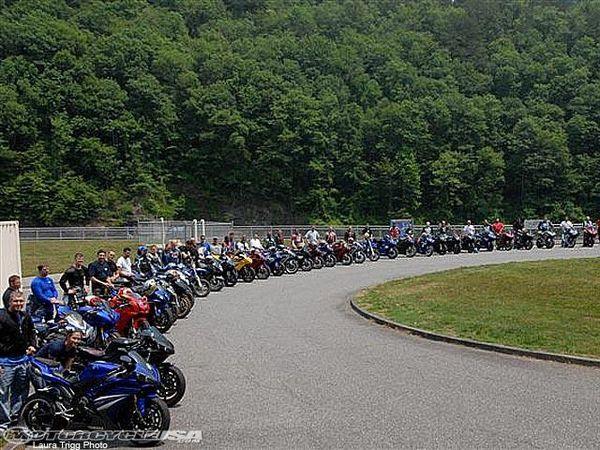 Deals Gap Motorcycle line up