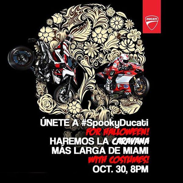 Ducati Miami Address