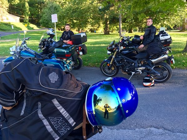 The Crew; direction Tail of the Dragon 2016