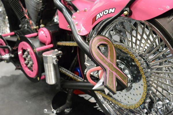 Pink Ribbon side - Tim Banks