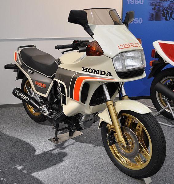 1981 Honda CX 500 Turbo