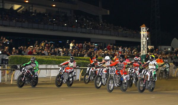 American Flat Track California Bound For The Harley-Davidson Sacramento Mile