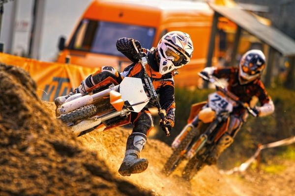 Motorcyclelive 2012 Redbull KTM Experience