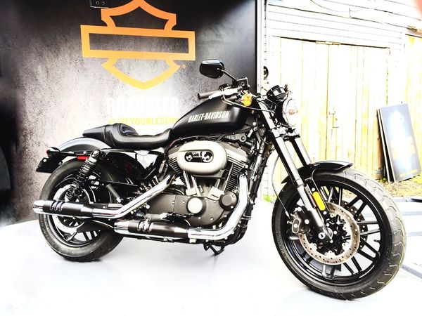 Harley Feeling Lucky With New Sportster Roadster   Blogpost