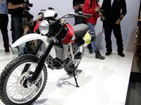 Husqvarna Baja 650cc - From Concept To Production