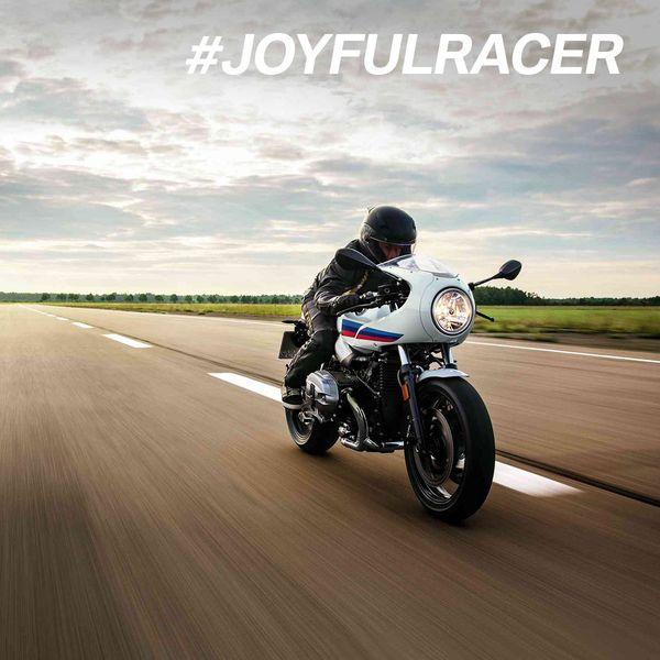 Cool New R nineT Racer Video w/ Joy Lewis