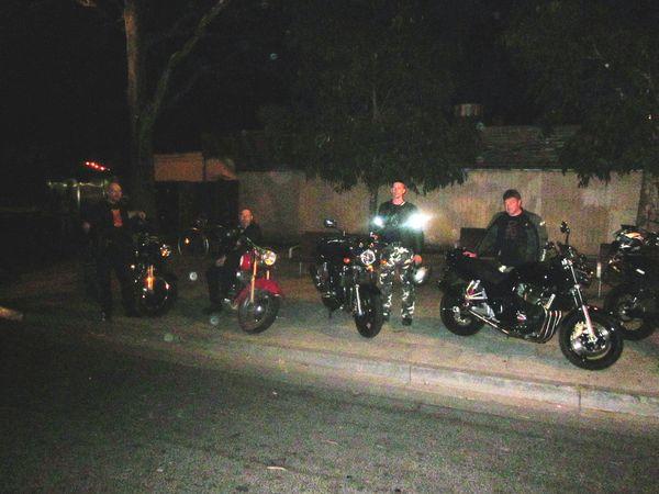 Melbourne-Riders