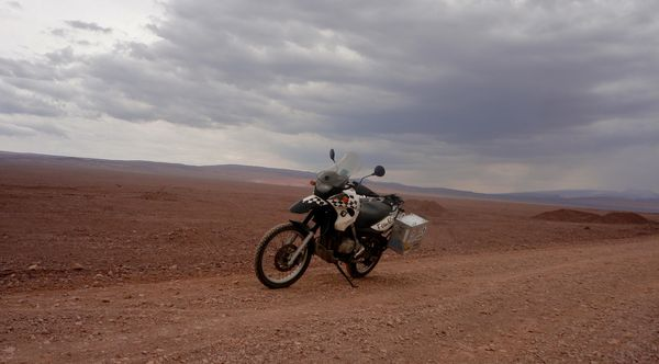 The Dakar in the Atacama Desert