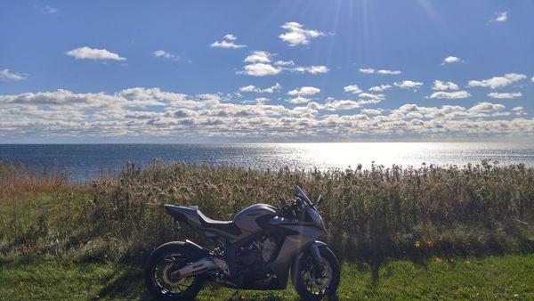 fantastic autumn day ride