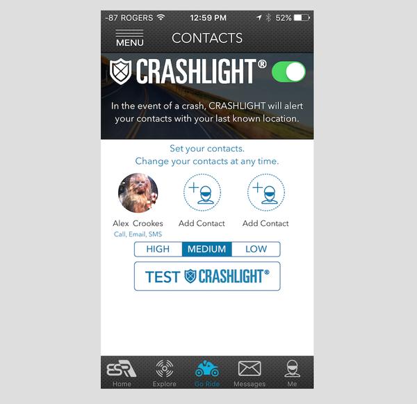 How CRASHLIGHT® Leverages Machine Learning & Sensitivity MODES