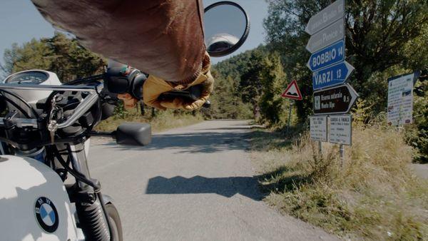 Halfway to Bobbio with Michele Lupi by Jeffrey Zani for EatSleepRIDE