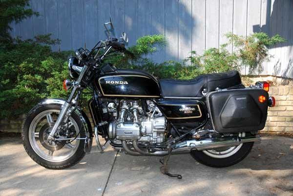 1978 Honda GL1000 Goldwing