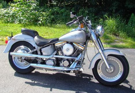 1990 Harley-Davidson Fatboy