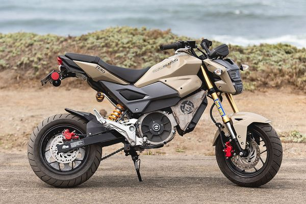 Esr Definitive List: The 10 Best Honda Grom Customs Of All