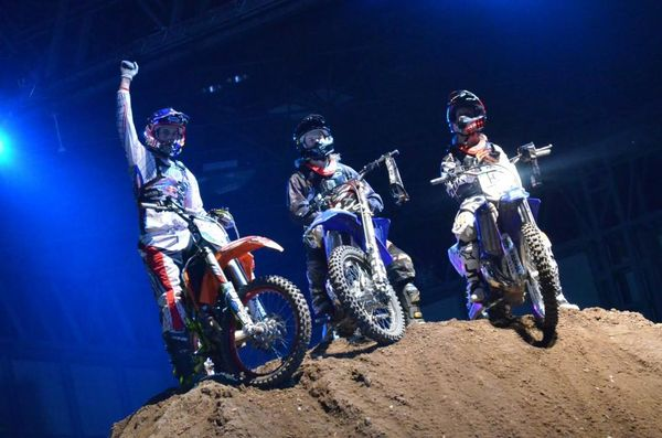 Motorcyclelive 2012 Freestyle MX