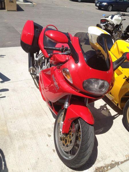 Ducati ST4s Desmoquattro