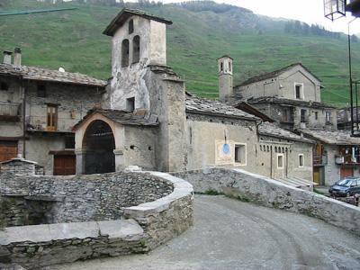 Pontechianale, Italy