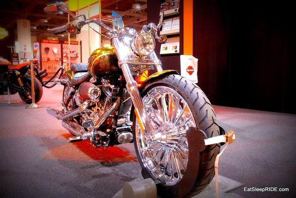Harley 2012 Toronto Show