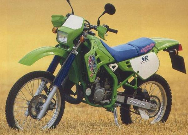 Kawi KDX 125