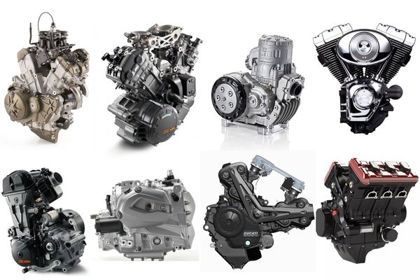How To Identify Motorcycle Engine Types, Configurations