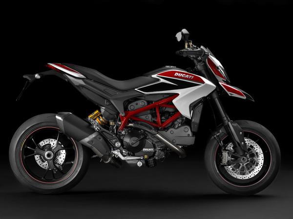 2013 Ducati Hypermotard SP - right view