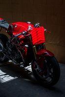 The Ago TT by Deus Ex Machina Customs