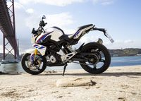 The new G 310 R is BMW's first and only bike under US$5,000