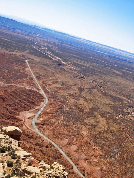 Moki Dugway View