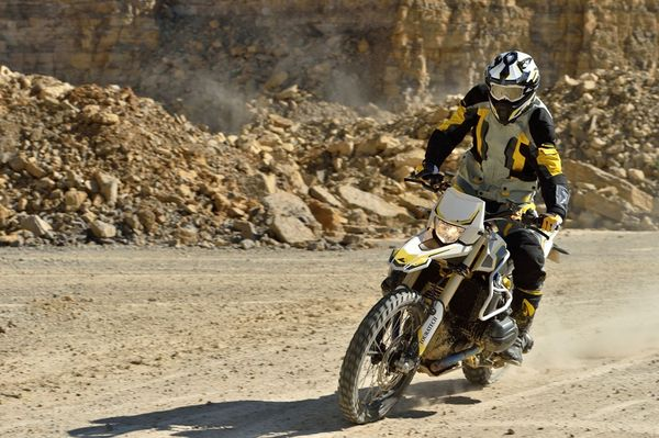 The GS Rambler is versatile but was designed with off-road use in mind