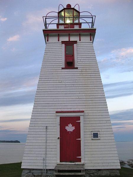 Lighthouse, Dalhousie Camground