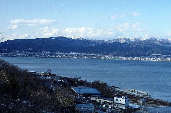 Suwa, Nagano Prefecture, Japan