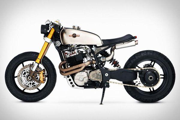 Katee's Bike: Classified Moto KT600