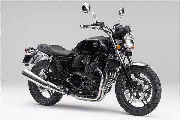 Honda CB1100F (Japan)