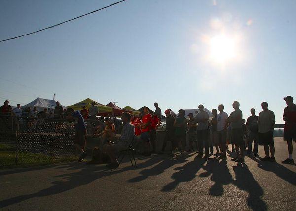 Sunday Riders meeting CSBK Mosport 2012