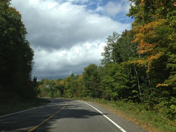 2. County Road 2 - Minden to Moore Falls, Ontario