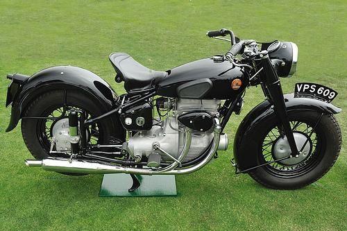 1946 Sunbeam S7