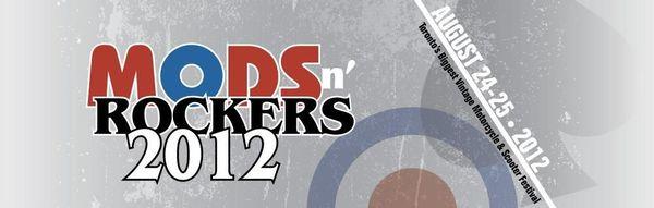 Mods n' Rockers Toronto 2012