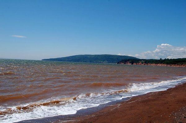 Cobequid Bay, Truro, Nova Scotia
