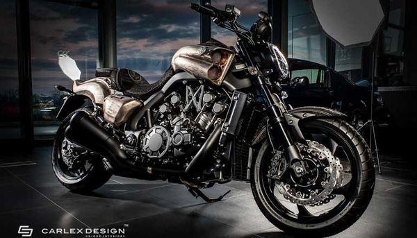 Carlex Design's SteamPunk V-Max 1700