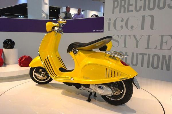 The Very Latest From Vespa