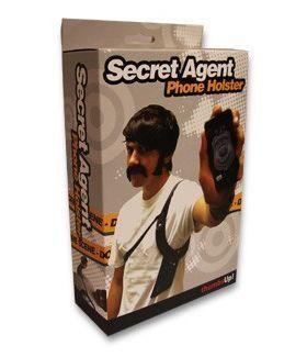 Secret Agent Holster box