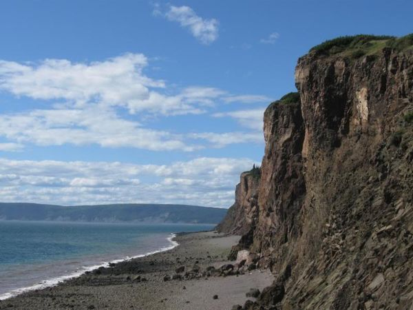 Glooscap Trail, Minas Basin, Bay of Fundy